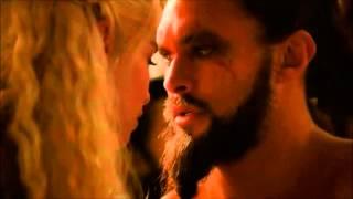 Drogo & Khaleesi