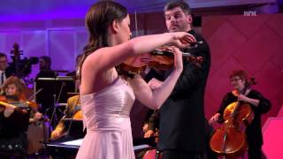Music video - Bruch: Violin Concerto 3rd mvt. w/ Johannes Gustavsson and the Norwegian Radio Orchest