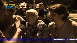 preview picture of video 'ROGHUDI - INCONTRO CON LA NONNINA CARMELA MODAFFARI'