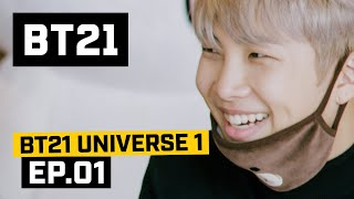 Download Video [BT21] Making of BT21 - EP.01 MP3 3GP MP4