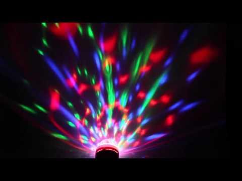 Відео Диско лампи в оренду  2
