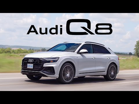 External Review Video OCuxzX9wsIg for Audi Q8, SQ8, RS Q8 Crossover SUV