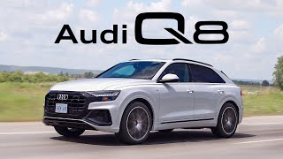 2019 Audi Q8 Review - Smooth and Relaxing