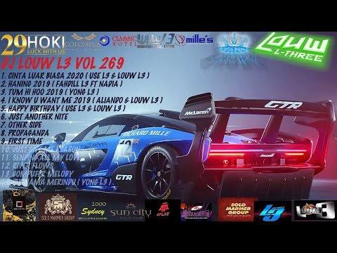 AMPUN DJ AWALNYA BIKIN BAPER SISANYA GOYANG HOT FULL BASS BREAKBEAT REMIX TERBARU 2019 LOUW VOL 269