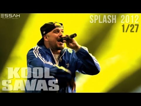 "Kool Savas - Splash! 2012 #1/27: ""Splash Intro / Und dann kam Essah"" (Official HD Live-Video 2012)"