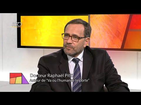 Docteur Raphaël Pitti. Il s'est engagé comme médecin humanitaire urgentiste pour des raisons de Foi