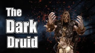 Skyrim SE Modded Build | THE DARK DRUID | Skyrim Special Edition
