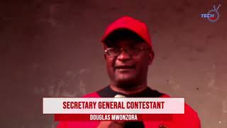 Mwonzora responds to the Toughest Questions n Cowdry Park Double candidates