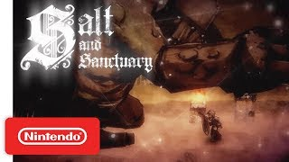 Salt & Sanctuary Launch Trailer - Nintendo Switch - Video Youtube