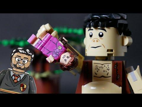 Vidéo LEGO Harry Potter 75967 : La Forêt interdite : la rencontre d'Ombrage