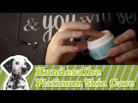 Salbe Skin Care im Test | Kleine Wunden beim Hund versorgen
