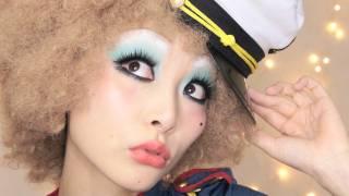"Makeup ""Cabaret"" Movie Look"
