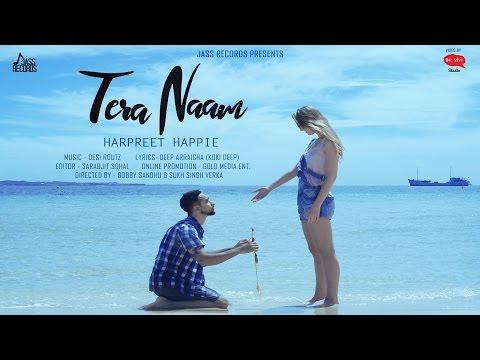 Sia - New Punjabi Songs 2016 | Harpreet Happie — Tera Naam | Harpreet Happie | Latest Punjabi Songs 2016 |