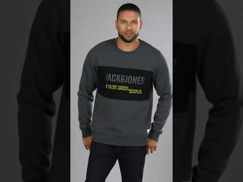 Studio - Jack and Jones Crew Neck Sweatshirt