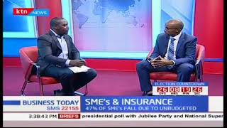 Business Today: SME's and Insuarance