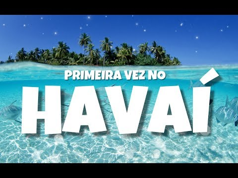 Vlog PRIMEIRA VIAGEM AO HAVAÍ + PARASAILING | HAWAII TOUR