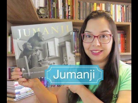 Jumanji de Chris Van Allsburg Editora CosacNaify