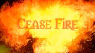 LYRIC VIDEO    Christina Aguilera - Cease Fire
