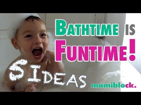 5 Ideen für die Badewanne | Fun for Kids | mamiblock - Der mamiblock