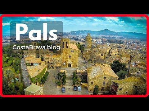 Pals Video Costa Brava // Girona - Video #5 Туризм Коста Брава