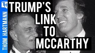 Roy Cohn: The Link Between Donald Trump & Joseph McCarthy