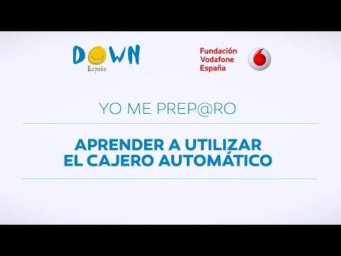 Ver vídeoSíndrome de Down: Aprende a utilizar un cajero automático