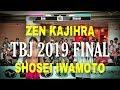 Download Lagu Zen Kajihara vs Shosei Iwamoto   TBJ2019 Final Mp3 Free