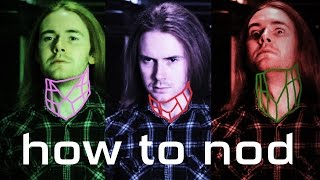 How to nod your head - #GuyCode