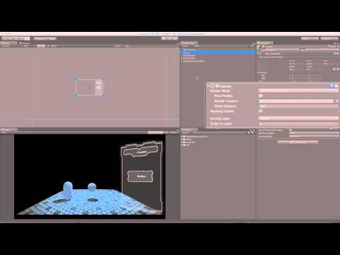 UI Canvas - Unity