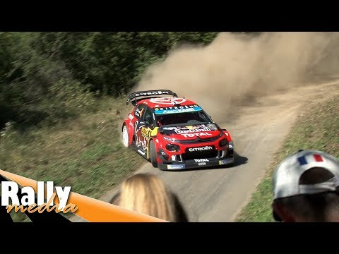 WRC Rallye Deutschland 2019 - Best of by Rallymedia