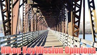 Nikon KeyMission Opinions - 4K 360-Degree Camera