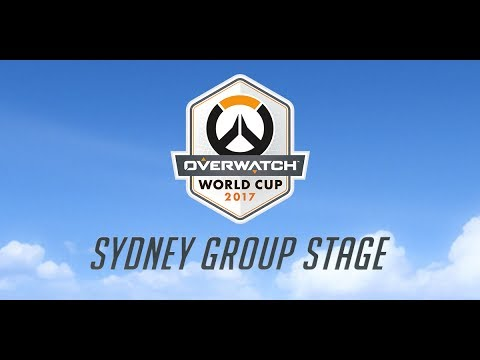 The Overwatch World Cup Is Live On TV This Weekend