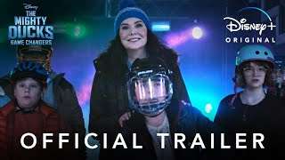 The Mighty Ducks: Game Changers Trailer
