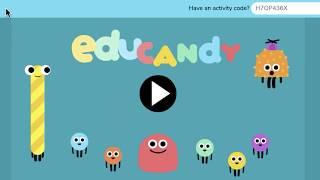 Educandy Tutorial - Create Customized Educational Games