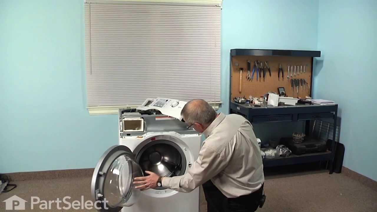 Replacing your Kenmore Washer Door Lock Latch