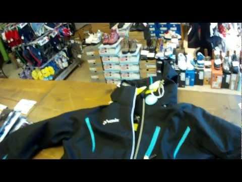 Videorecensione giacca da sci Phenix Orca Jacket W