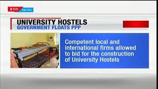 The procurement process of free public university hostel project to commence