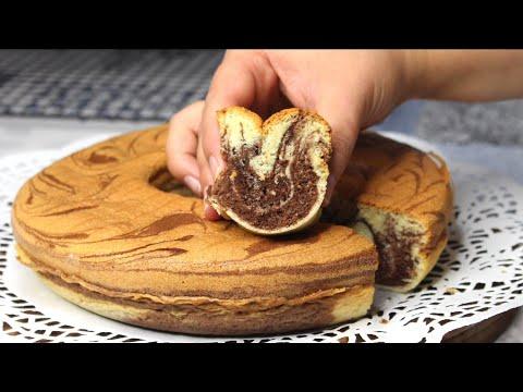 TÜM DÜNYADA ŞUAN FENOMEN OLAN SÜNGER KEK / SPONGE CAKE 💯 BEN BÖYLE YUMUŞAK KEK NE GÖRDÜM NE YEDİM✅