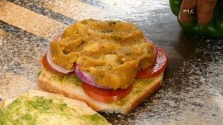Bombay Masala Toast - Indian Street Food Recipe | FOOD & TRAVEL TV