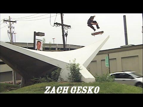 Zach Gesko in Bruns 2 | TransWorld SKATEboarding