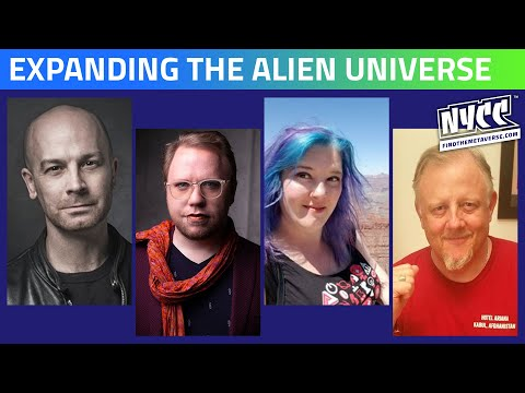Expanding the Alien Universe with Titan Books