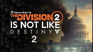 Will Division 2 FAIL Like Destiny 2?