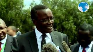 CJ Maraga at National Council on Administration of Justice Conference