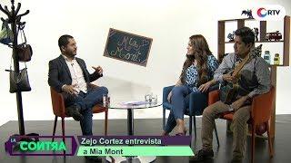Mia Mont nos presenta su último hit 'Solita' en La Contra