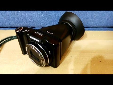Adaptador para lcd, visor óptico para cámaras digitales réflex y compactas