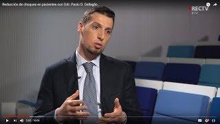 Reducción de choques en pacientes con DAI. Paolo D. Dallaglio