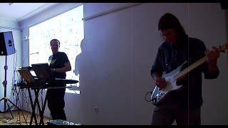 Video Gem Reflection - Quantum Party - Live at Galerie Trutnov