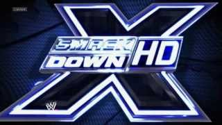 2009-2010: WWE Smackdown! theme song (Let it roll-Divide The Day) ᴴᴰ + DL