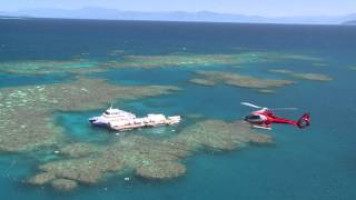 Great Barrier Reef Scenic Flights and Secluded Cay Experiences