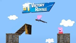 Peppa Pig Plays Fortnite (Cringe Edit)